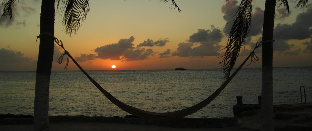 Sunset Cozumel